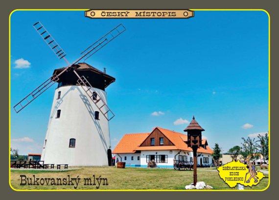 1018 bukovansky mlyn
