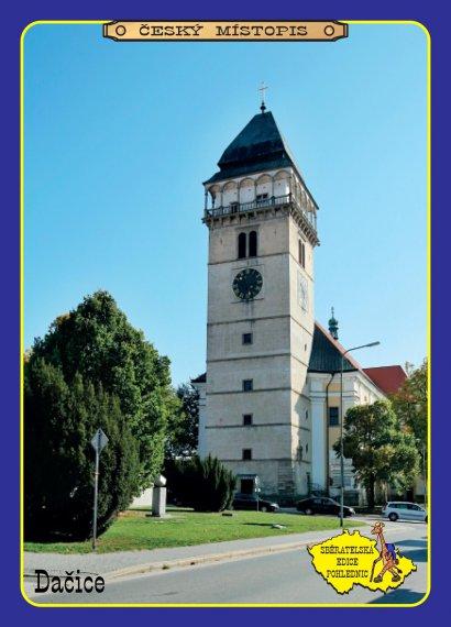 1136 Dačice věž
