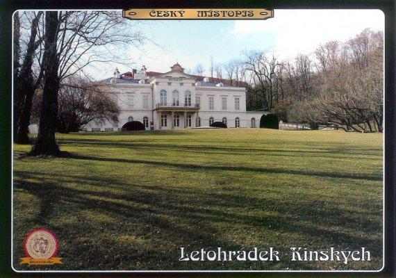 0151-Letohrádek Kinských
