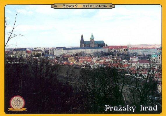 0167   Pražský hrad