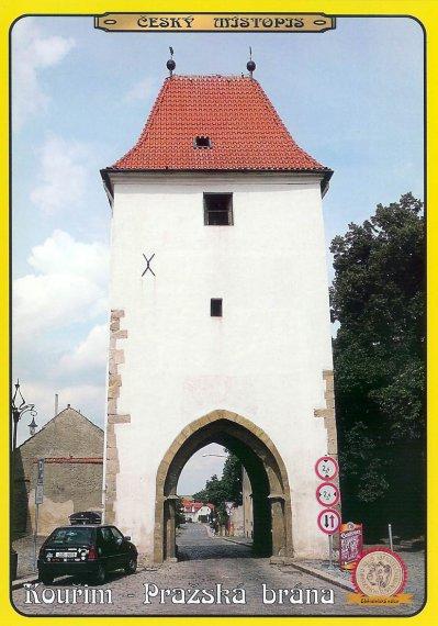 0176   Pražská brána Kouřim
