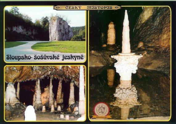 0183 - Sloupsko šošůvské jeskyně