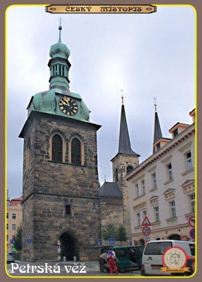 0336 Petrská věž