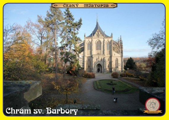 0349 Chrám sv. Barbory