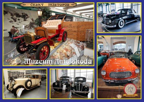 0364 Auto Škoda muzeum