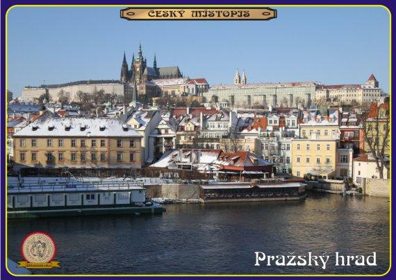 0439 Pražský hrad