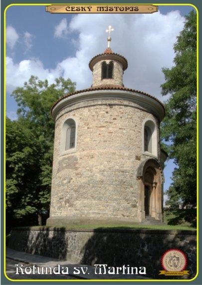 0456 Rotunda sv. Martina