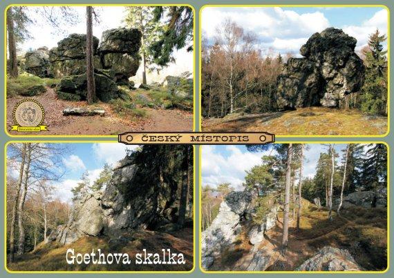 577 goethova skalka