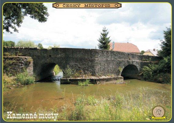 596 kamenne mosty