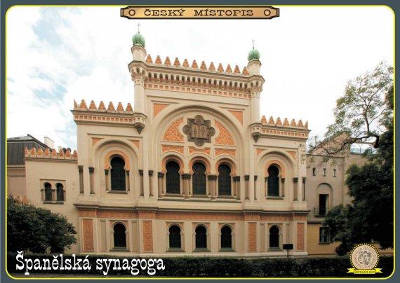 605 spanelska synagoga