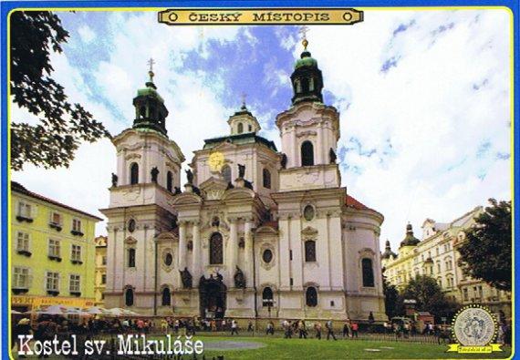 606 kostel sv.mikulase