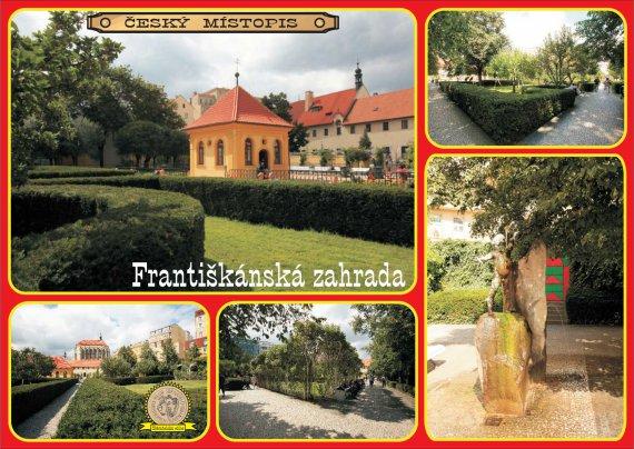 607 frantiskanska zahrada
