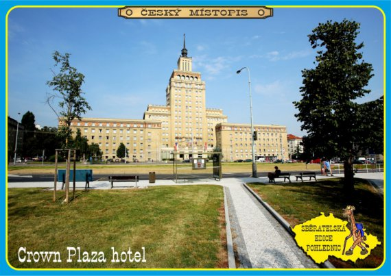 710 crown plaza hotel