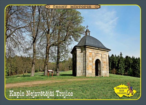 784 kaple nejsvetejsi trojice