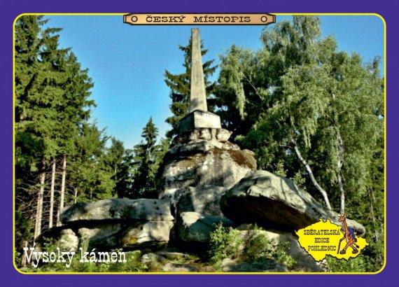 903 vysoky kamen