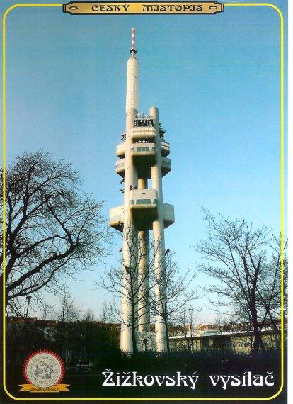 0016 - Žižkovský vysílač