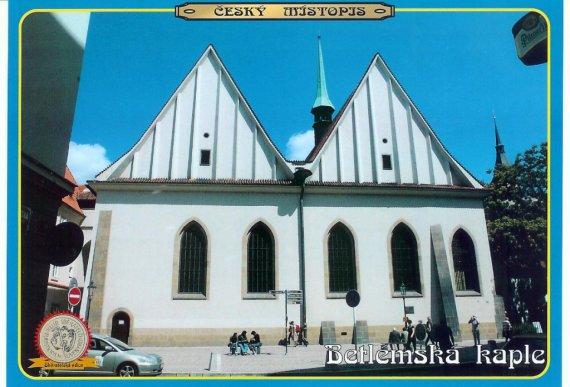 26-Betlémská kaple