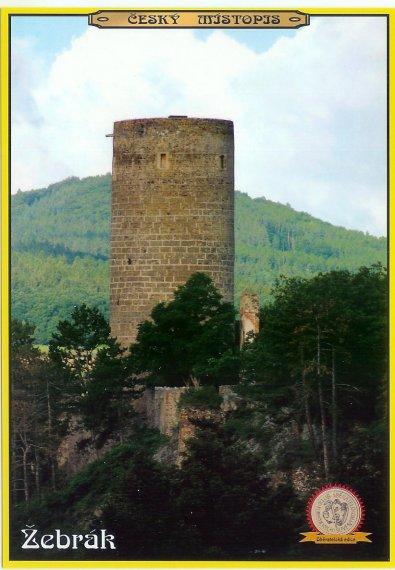 0063 - Žebrák - hrad