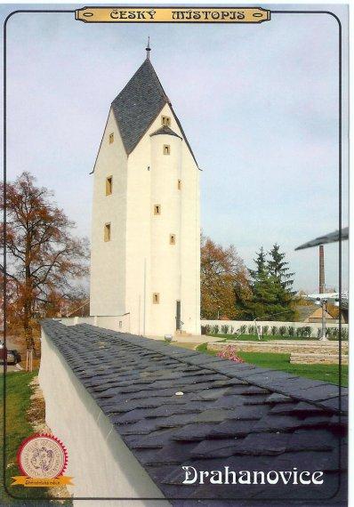 0067-Drahanovice - Černá věž