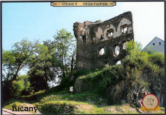 0076-Říčany hrad