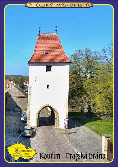 176-Kouřim Pražská brána