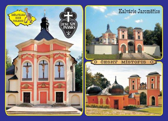 0007-Kalvárie u Jaroměřic ( vyprodáno )