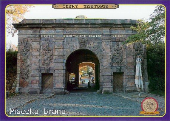 0255 - Písecká brána