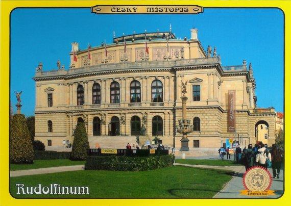 0262 - Rudolfinum
